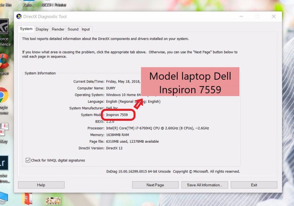 Cách Kiểm Tra Tên Máy Tính Laptop Dell Nhanh Nhất